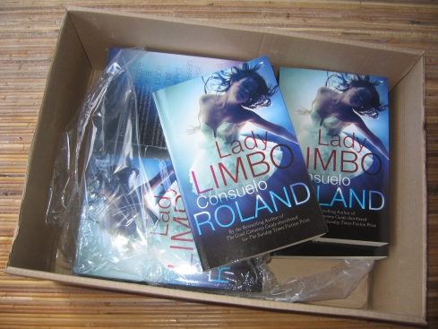 A box full of Lady Limbo