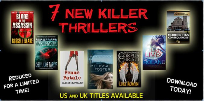 Killer Thrillers Launch